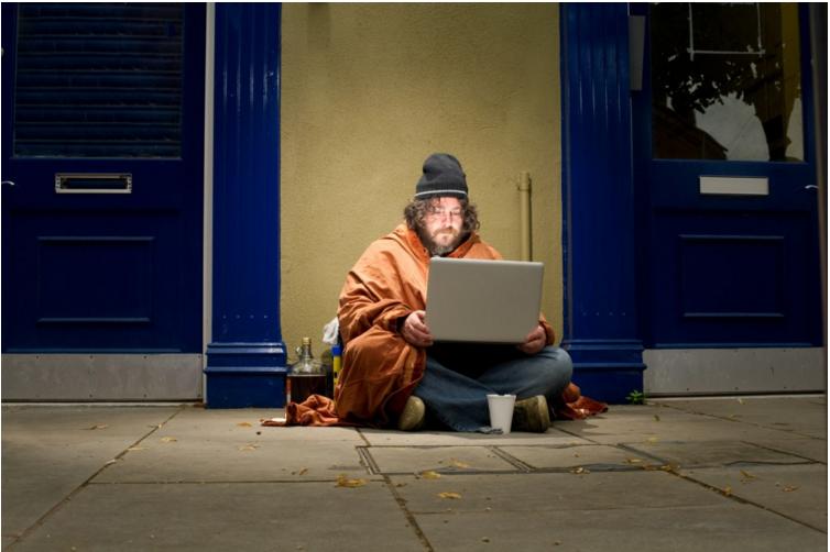 tech-homeless