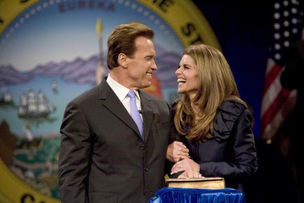 Divorce Schwarzenegger